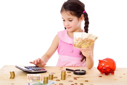 Teaching Kids to Count Money