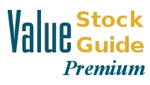 Value Stock Guide Premium Logo