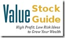 Value Stock Guide and Portfolios with Purpose at AAII and a Meetup Announcement