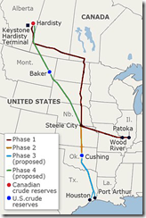 Investment Opportunities as the Keystone Pipeline Approval is Stalled