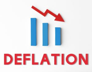 Investing in Deflationary Environment – Effects of Deflation & Best Investments