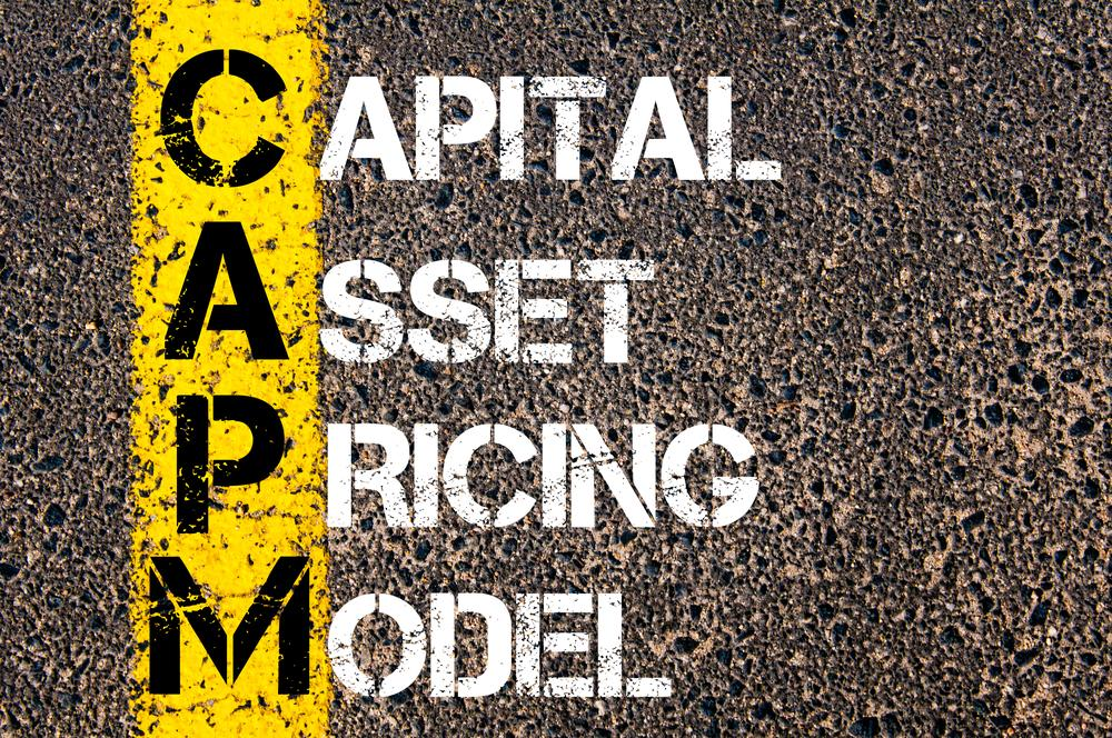 importance of capital asset pricing model