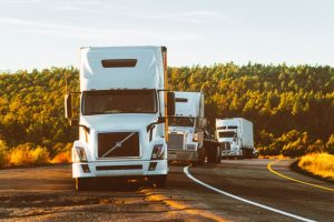 The Perfect Storm in the Trucking Industry is Here – How to Profit?